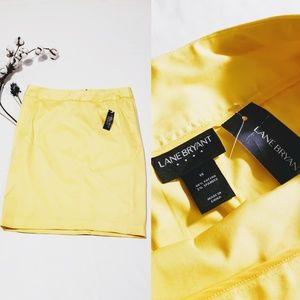 Lane Bryant exclusives Midi pencil skirt 14🆕️🦄